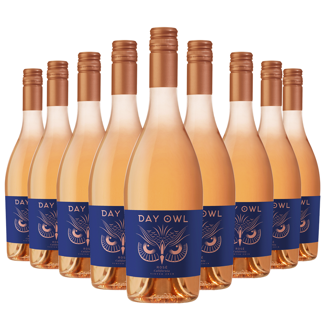Day Owl Rosé 12 Bottle Pack