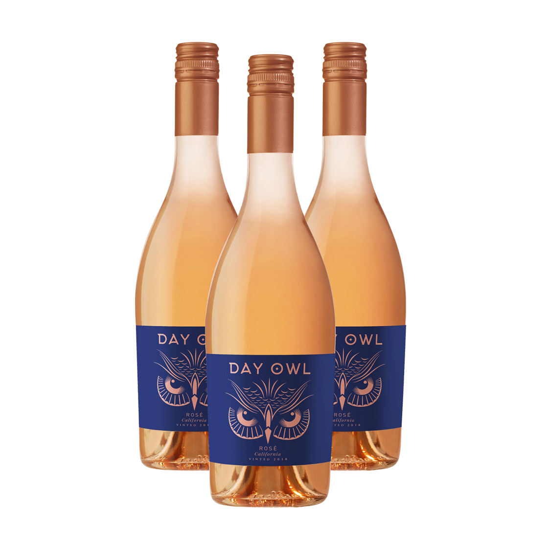 Day Owl Rosé 3 bottle pack