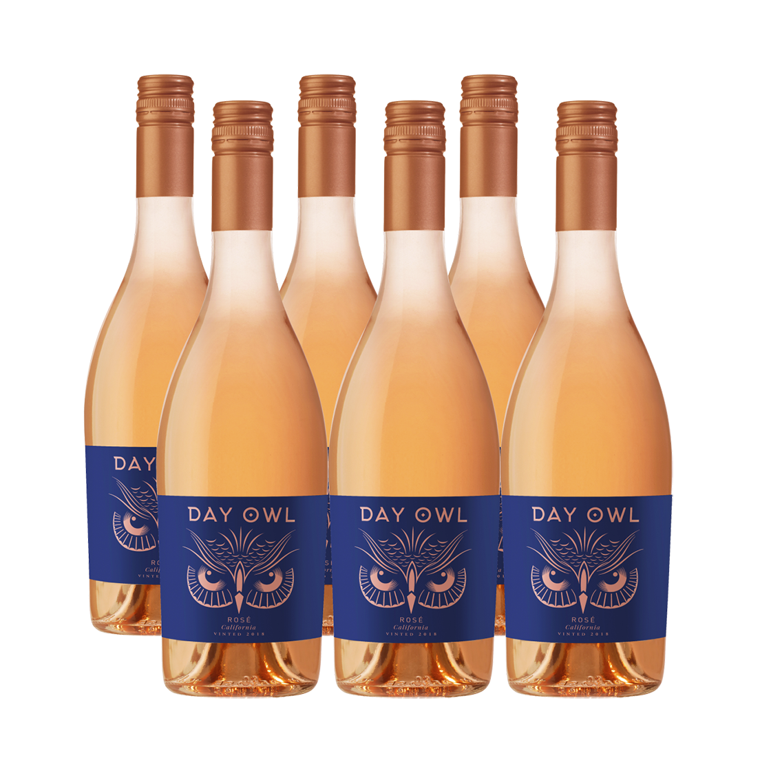 Day Owl Rosé 6 bottle pack