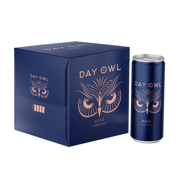 Day Owl Rosé Cans 24 Pack